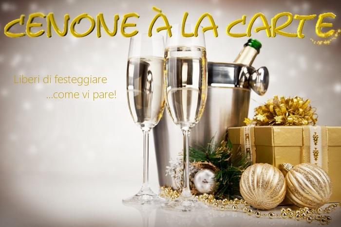 Capodanno con menu' libero a Rimini